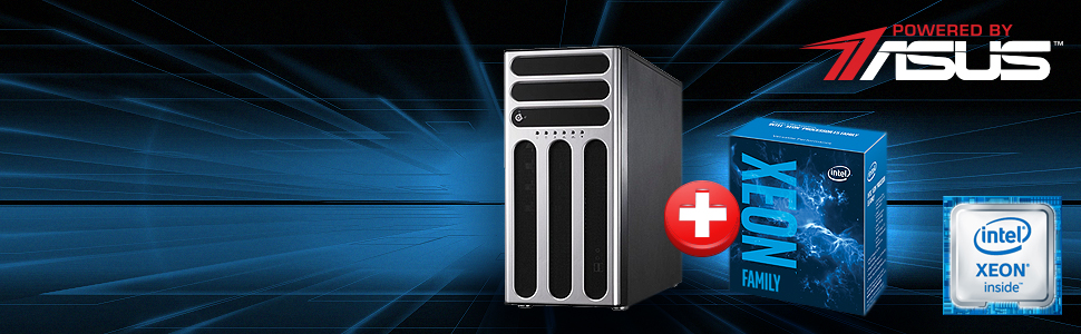 ASUS z Intel® Xeon® w super cenie!