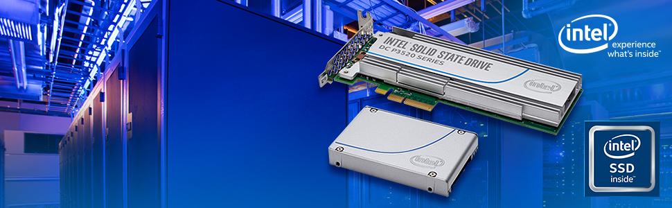 Dyski Intel SSD wykonane w technologii 3D NAND