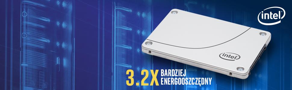 Seria Intel® SSD DC S4500 / DC S4600