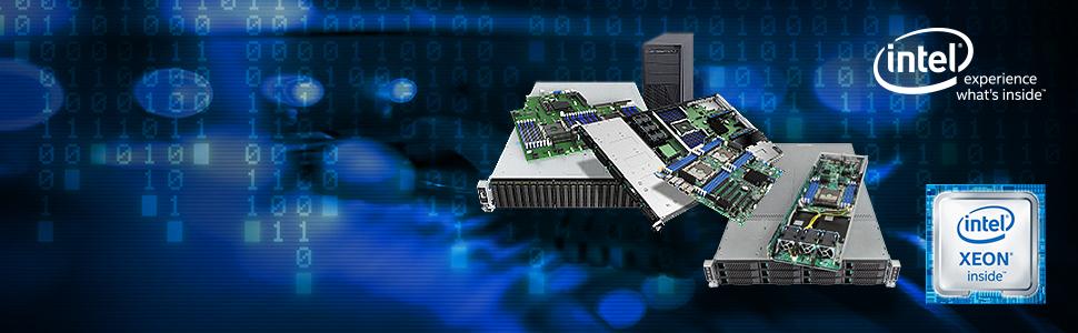 Produkty serwerowe firmy Intel®
