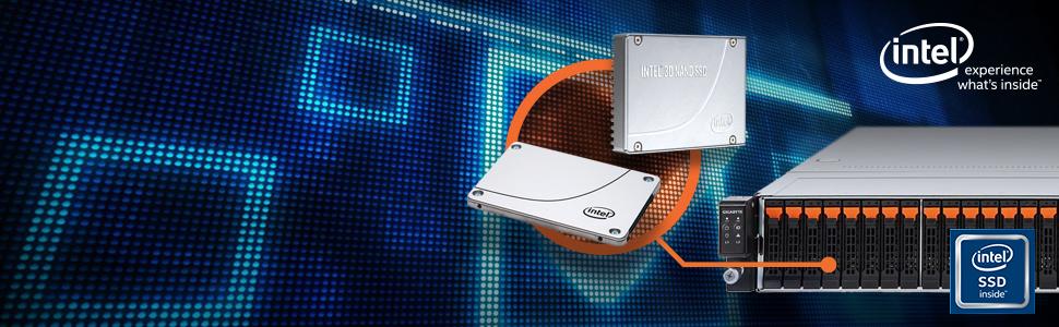 Promocyjna sprzedaż dysków SSD DC firmy Intel®
