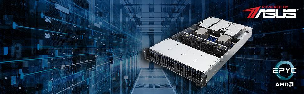 FormatServer Thor seria E Powered by ASUS