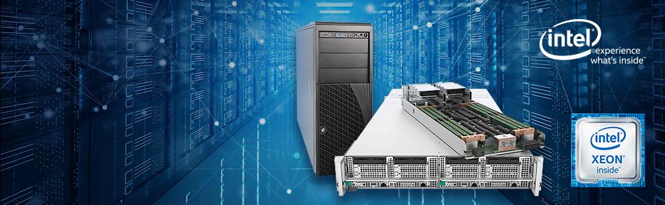 Produkty serwerowe Intel®