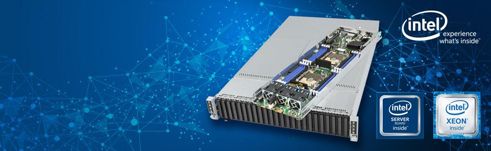 Intel® Server System - nowy standard dla centrów przetwarzania danych