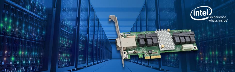Produkty Intel® RAID
